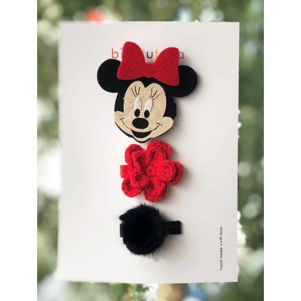 Mickey Mouse Klips Toka Set